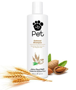 John Paul Pet Oatmeal Shampoo