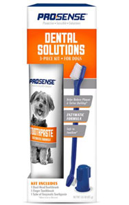 ProSense Dental Solutions for Dogs, Enzymatic Formula