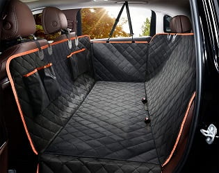 CLEEBOURG Dog Seat Cover