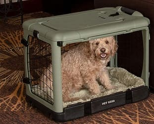 The pet gear crate